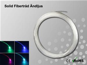 Fibertråd Ändljus 0,75mm
