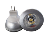 LED Spotlight 1x1W MR16 Varmvit