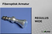 Fiberoptisk Armatur Regulus Wide
