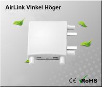 AirLink Vinkelkoppling Höger