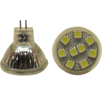 LED Spotlight MR11 GU4,0 SMD5050
