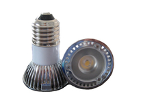 LED Spotlight 1x3W E27 JDR Varmvit
