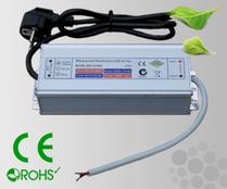 Leddriver/Nätdel 230VAC/12VDC 100W IP67