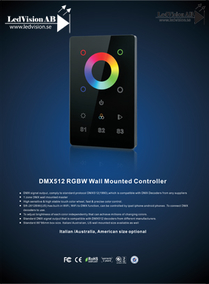 RF EASY WIRELESS DMX512