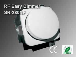 RF Easy Väggdimmer SR-2805NF 1-zon