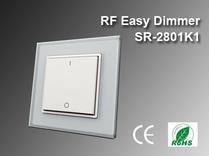 RF Easy Väggdimmer SR-2801K1 1-zon