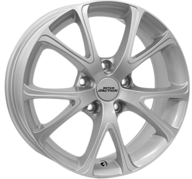 "15"" INTER ACTION PULSAR - Silver 6x15 - ET25"