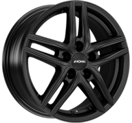 "16"" RONAL R65 - Dull Black 6,5x16 - ET40"