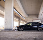 "Honda Accord | JR11 Matt Bronze 20"""