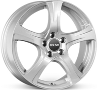 "16"" OXXO NARVI - Silver 6,5x16 - ET48"