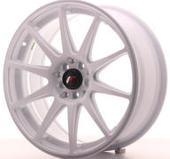 "18"" JAPAN RACING JR11 WHITE"