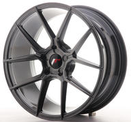 "19"" JAPAN RACING JR30 HYPER BLACK"