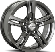 "16"" INTER ACTION KARGIN - Anthracite 6,5x16 - ET50"