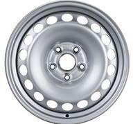 """16"""" KRONPRINZ STEEL STAAL - Silver 6,5x16 - ET33"""