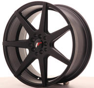 "19"" JAPAN RACING JR20 MATT BLACK"