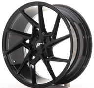 "20"" JAPAN RACING JR33 GLOSSY BLACK - 2019-10-07"