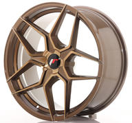 "19"" JAPAN RACING JR34 PLATINUM BRONZE"