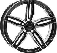 "19"" ROMAC VENOM - Gloss Black / Polished 9,5x19 - ET45"