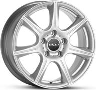 "17"" OXXO FURIOUS - Silver 7,5x17 - ET47"