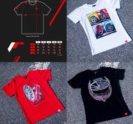 JR T-Shirts - MAN