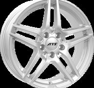 "17"" ATS MIZAR - Silver 7,5x17 - ET36"