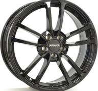 "16"" MONACO CL1 - Glossy Black 6,5x16 - ET45"