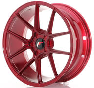 "18"" JAPAN RACING JR30 PLATINUM RED"