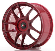 "18"" JAPAN RACING JR29 PLATINUM RED"