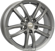 "18"" ATS RADIAL - Dull Anthracite 8x18 - ET50"