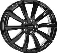 "20"" MONACO GP6 - Glossy Black 9x20 - ET40"