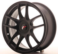 "17"" JAPAN RACING JR29 MATT BLACK"