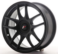 "16"" JAPAN RACING JR29 MATT BLACK"