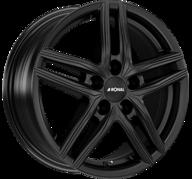 "17"" RONAL R65 - Dull Black 6,5x17 - ET50"