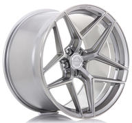 "20"" CONCAVER WHEELS - CVR2 - BRUSHED TITANIUM"