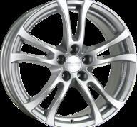 """16"""" ANZIO TURN - Silver 6,5x16 - ET45"""