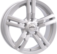 "16"" INTER ACTION KARGIN - Silver 6,5x16 - ET50"