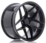 "20"" CONCAVER WHEELS - CVR2 - PLATINUM BLACK"