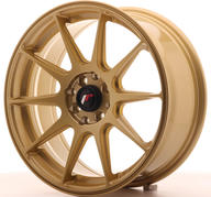 "17"" JAPAN RACING JR11 GOLD"