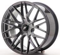 "19"" JAPAN RACING JR28 HYPER BLACK"