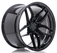 "21"" CONCAVER WHEELS - CVR3 - PLATINUM BLACK"