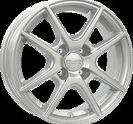 "16"" ANZIO SPLIT - Silver 6x16 - ET38"