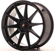 "20"" JAPAN RACING JR11 GLOSSY BLACK"