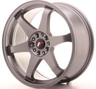 "19"" JAPAN RACING JR3 GUN METAL"