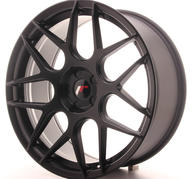 "20"" JAPAN RACING JR18 MATT BLACK"