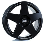 "18"" BOLA WHEELS B10 - MATT BLACK"