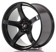 ERBJUDANDE - Japan Racing JR32 MATT BLACK - 4 st. - 5x120 - 9,5x18 - ET18 - 72,6