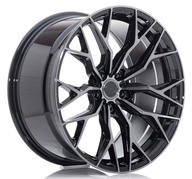 "20"" CONCAVER WHEELS - CVR1 - DOUBLE TINTED BLACK"