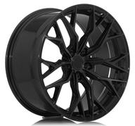 "20"" CONCAVER WHEELS - CVR1 - PLATINUM BLACK"