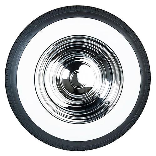 """KONTIO WHITEPAW CLASSIC WHITEWALL 3"""" (76MM) 225/75-15 R"""
