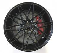 "20"" 1AV WHEELS - ZX4 - GLOSSY BLACK"